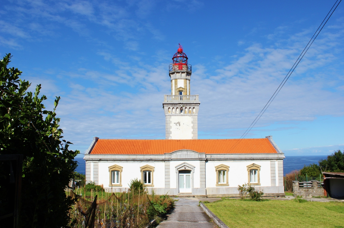Faro de Higuer Hondarribia Lighthouse JetSettingFools.com
