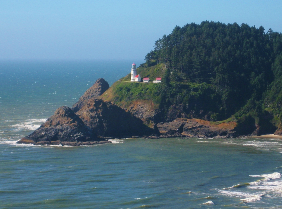 Heceta Head Lighthouse Oregon JetSettingFools.com